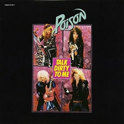 Poison - Talk Dirty To Me / Look What The Cat Dragged In [New Vinyl LP] With Bon