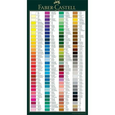 Faber-castell Albrecht Durer Artists' Watercolour Pencil - Permanent Green -