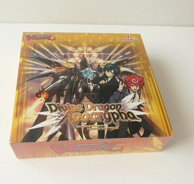 Cardfight Vanguard G: Divine Dragon Apocrypha Booster Display Box: 16 Packs NEW