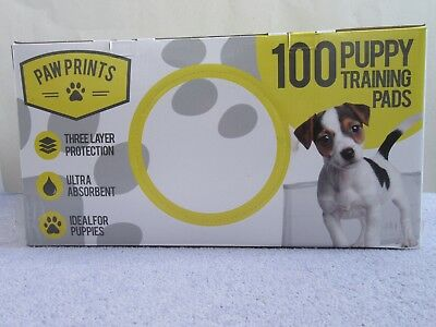 Puppy Dog Large Training Pads with three Layer protection
