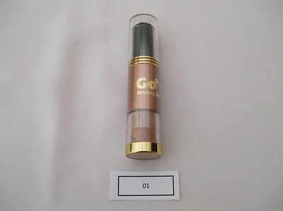 Go Bronzing Dust Complete With Brush Shade No 01 New