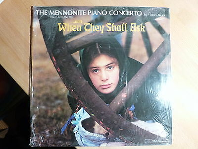 "12"" LP Foc - xian - The Mennonite Singers - (12 Songs)  OVP RAR"