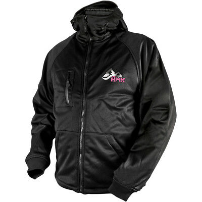 HMK Hooded Tech 2015 Womens Shell Jacket Black/Pink