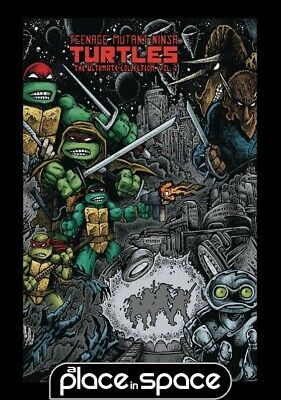 Tmnt Ultimate Coll Vol 02 - Softcover