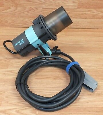 Broncolor Unilite Professional Flash Head Only For Use With Grafit Power Pack