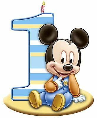 Baby Mickey Mouse 1st Birthday.2 4 5 Disney Babies Baby Mickey Mouse 1st Birthday Heat