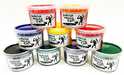 Screen Printing Ink Water based Great for t shirt printing arts and crafts