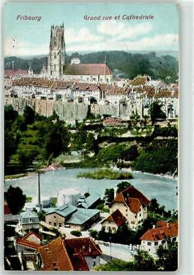 52746544 - Fribourg Kirche 1911