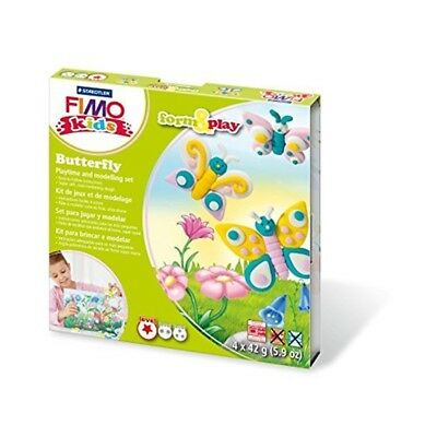 Fimo Kids Form And Play Set Butterfly - Modelling Clay Kits Oven