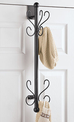 Over The Door Coat Hanger Organizer