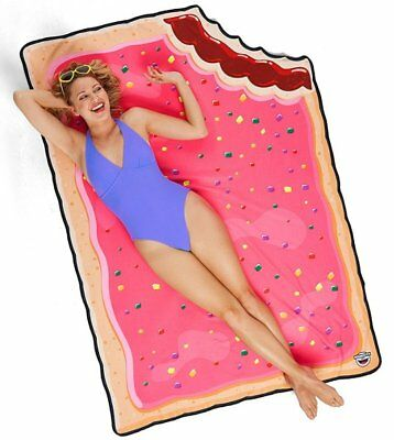 Big Mouth GIANT BEACH BLANKET WATERMELON 1.5m Large Towel