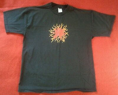 Rare Vtg 1998 - Sunny Day Real Estate T-Shirt Xl Jerzees - Indie Rock