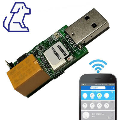 MiningTag Wifi USB Watchdog PC Remote Reset Module For Mining Gaming Bitcoin AU