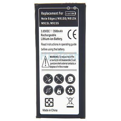 New 3500mAh Battery Replacement for Samsung Galaxy Note Edge N9150 N915S N915X