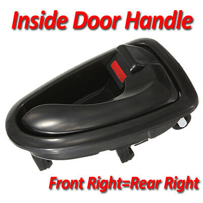 Right RH Front Rear Inside Inner Interior Door Handle For Hyundai Accent 2000-06