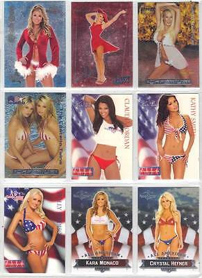 Holly Madison 2005 Benchwarmer American Beauties #92