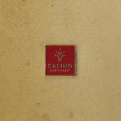 Casino Lac-Leamy Official Square Pin New