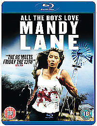 All The Boys Love Mandy Lane [Blu-ray], New, DVD, FREE & Fast Delivery