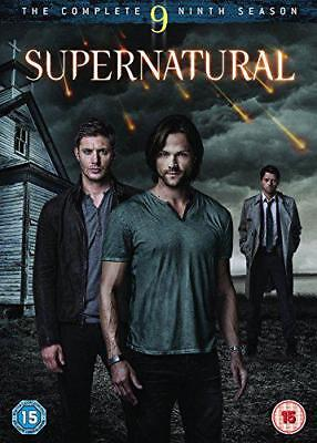 Supernatural - Season 9 [DVD] [2015], DVD, New, FREE & Fast Delivery