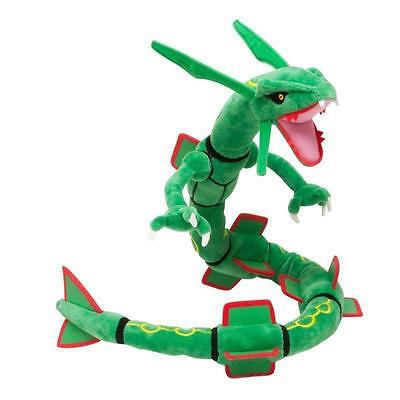 "Hot 32"" Toy Stuffed Animal Plush doll Gift Pokemon Center Rayquaza Figure -80cm"