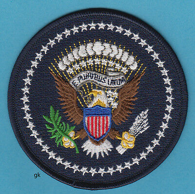 Seal Of The President  Presidential Shoulder  Patch