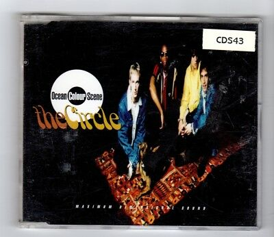 (IA960) Ocean Colour Scene, The Circle - 1996 CD