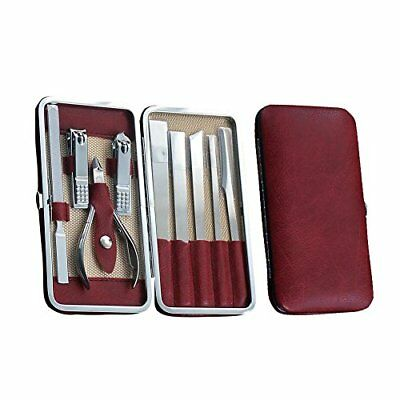 Professional Manicure & Pedicure Kit - Nail Clippers & Callus Remover Knives Set