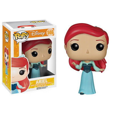 Funko POP! Disney - The Little Mermaid - Vinyl Figure - ARIEL in Blue Dress -New