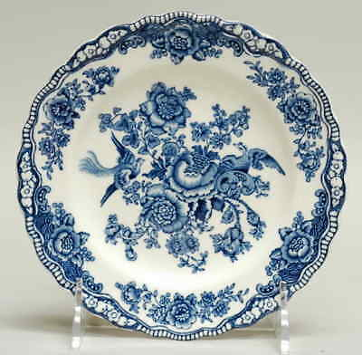 Crown Ducal BRISTOL BLUE Bread & Butter Plate 91477