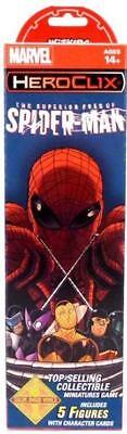 HorrorClix Superior Foes of Spider-Man Box MINT