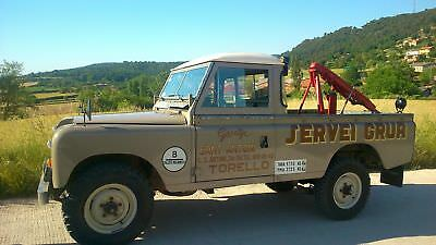 1980 Land Rover Other  Land rover series III,3, original first paint 100% free of rust extremely rare