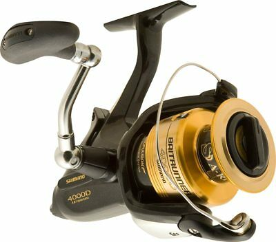 Shimano 4000D Baitrunner fishing reel