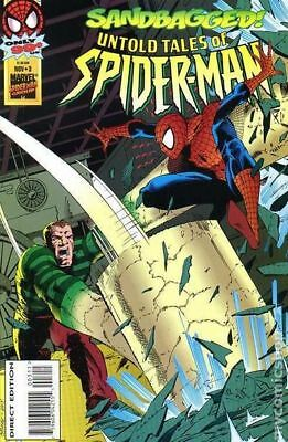 Untold Tales of Spider-Man #3 1995 VG Stock Image Low Grade