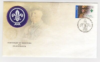 2008 Australia Scout Special Issue  SG 2919 Gold Cancel Clearance