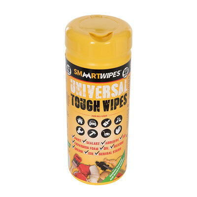 Smaart 354794 Universal Tough Wipes 40pk