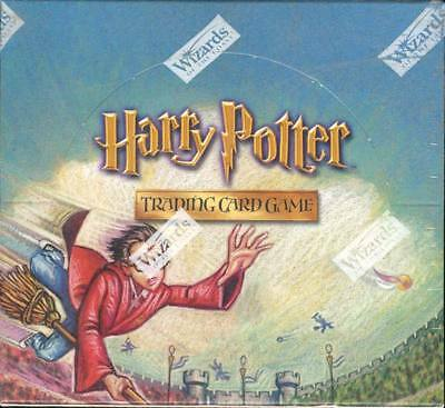 Harry Potter Quidditch Cup Booster 6 Box Case (Wizards) Blowout Cards