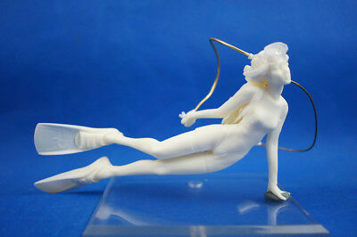 Resin Kit 293 1/10 Diver girl
