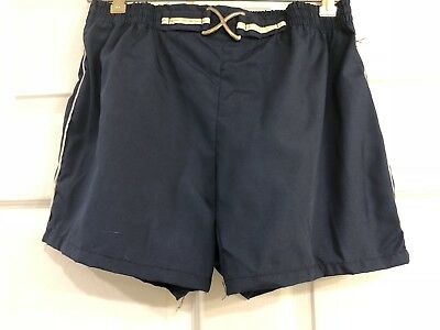 Vintage 80's Jantzen Swim Trunks Shorts Made in USA Men's 34 New