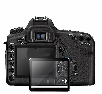 LCD Screen Protector Glass LCD Cover for Nikon D7200