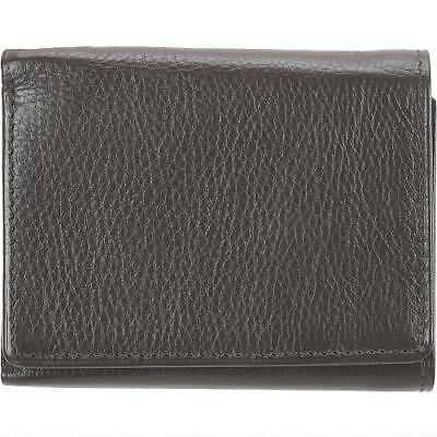 4f88ecdd9c5 WILSONS LEATHER MENS Cashmere Leather Trifold -  25.00