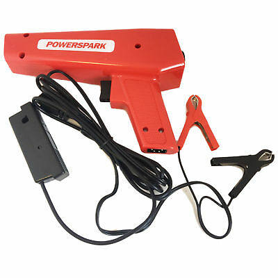 Powerspark TL200 Professional Adjustable Ignition Strobe Hi-Beam Timing Light
