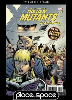 New Mutants: Dead Souls #3 (Wk19)
