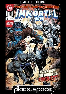 Immortal Men #2 (Wk19)