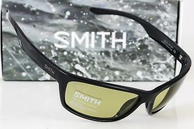 23574f8efec NEW SMITH REDMOND POLARIZED SUNGLASSES Black   Low Light Ignitor Techlite  Glass