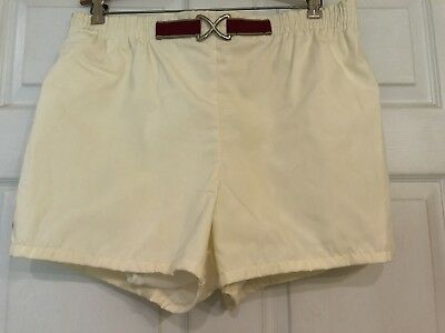 Vintage 80's Jantzen Swim Trunks Shorts Made in USA Men's 40 New