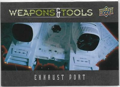 Exhaust Port Weapons and Tools #WT5 - Alien 2017