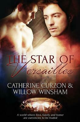 The Star of Versailles by Catherine Curzon Paperback Book Free Shipping!