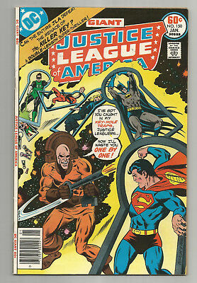 Justice League Of America # 150 * The Key * Nice Copy!