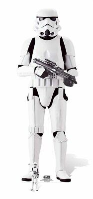 Star Wars Rogue One Pappaufsteller (Stand Up) - Stormtrooper (180 cm)