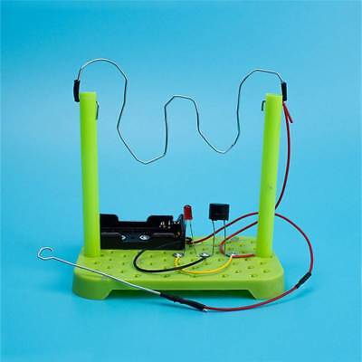 Circuit Electronics Kit Kids Children Science Educational Toy DIY Discovery
